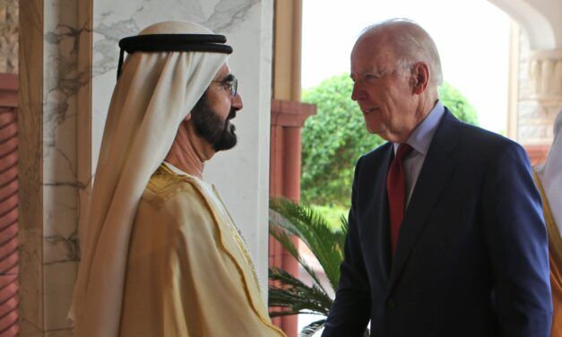 UAE and Saudi Arabia May Lose Big Under a Biden Presidency
