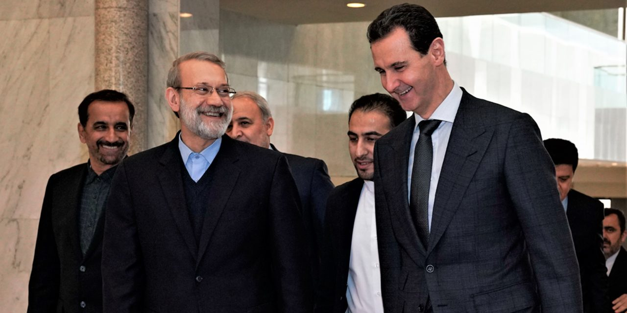 US Caesar Act Sanctions Push Syria Closer to Iran
