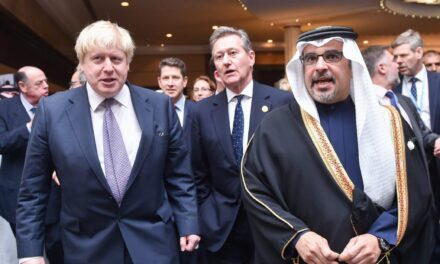 Britain's Ongoing Involvement in Gulf States' Repression