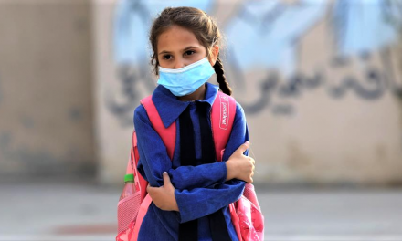 Schools Open in Jordan Amid Increase in Coronavirus Cases