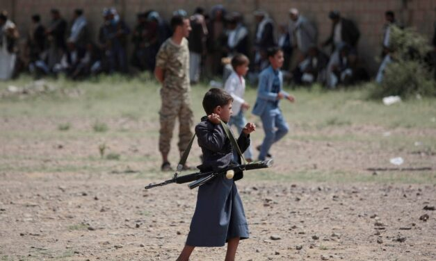 Houthis Ramp Up Their Ideological Crusade in Yemen
