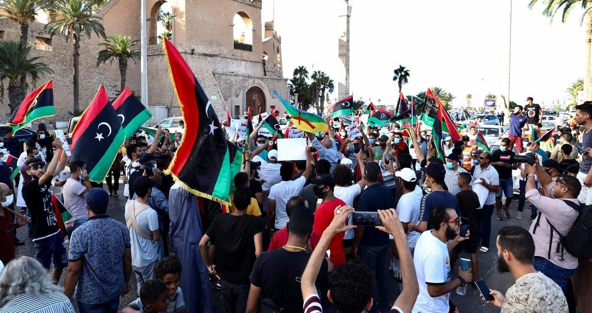 Libya's Ceasefire Prospects Amidst Protests and Foreign Interference
