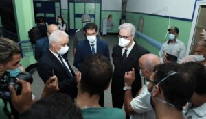 Minister of Health Khalid Ait Taleb visits Marrakesh to inspect public hospitals August 19