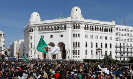 Algeria's Draft Constitution Fails to Excite Public