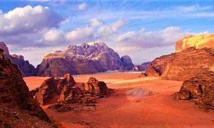 Compelling Wadi Rum Continues to Drive Jordan's Film Industry