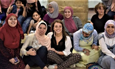 Menna Shahin, Egyptian Social Entrepreneur and Role Model