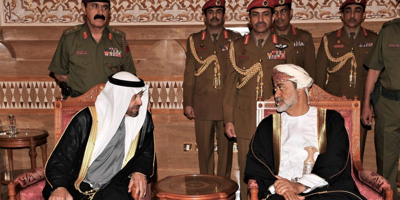 Seeking Alignment with Its Interests, an Emboldened UAE Sizes Up Oman