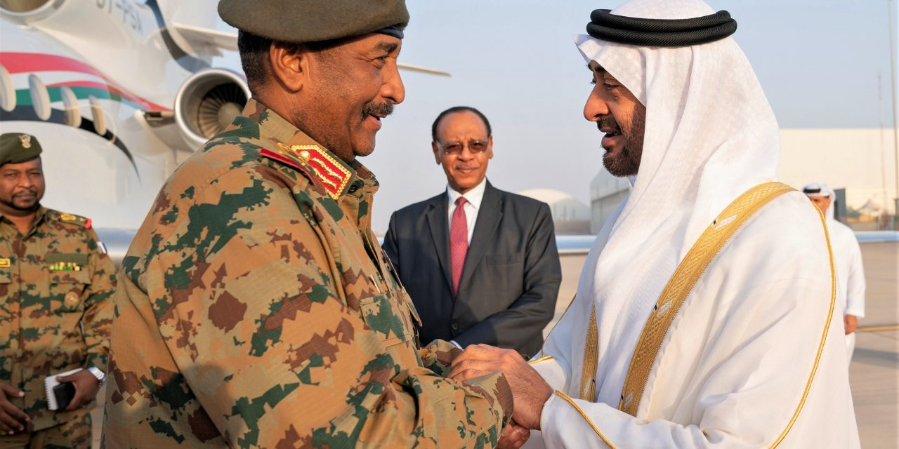 Saudi-UAE Funding of Sudan's Normalization with Israel Threatens Sudan's Stability