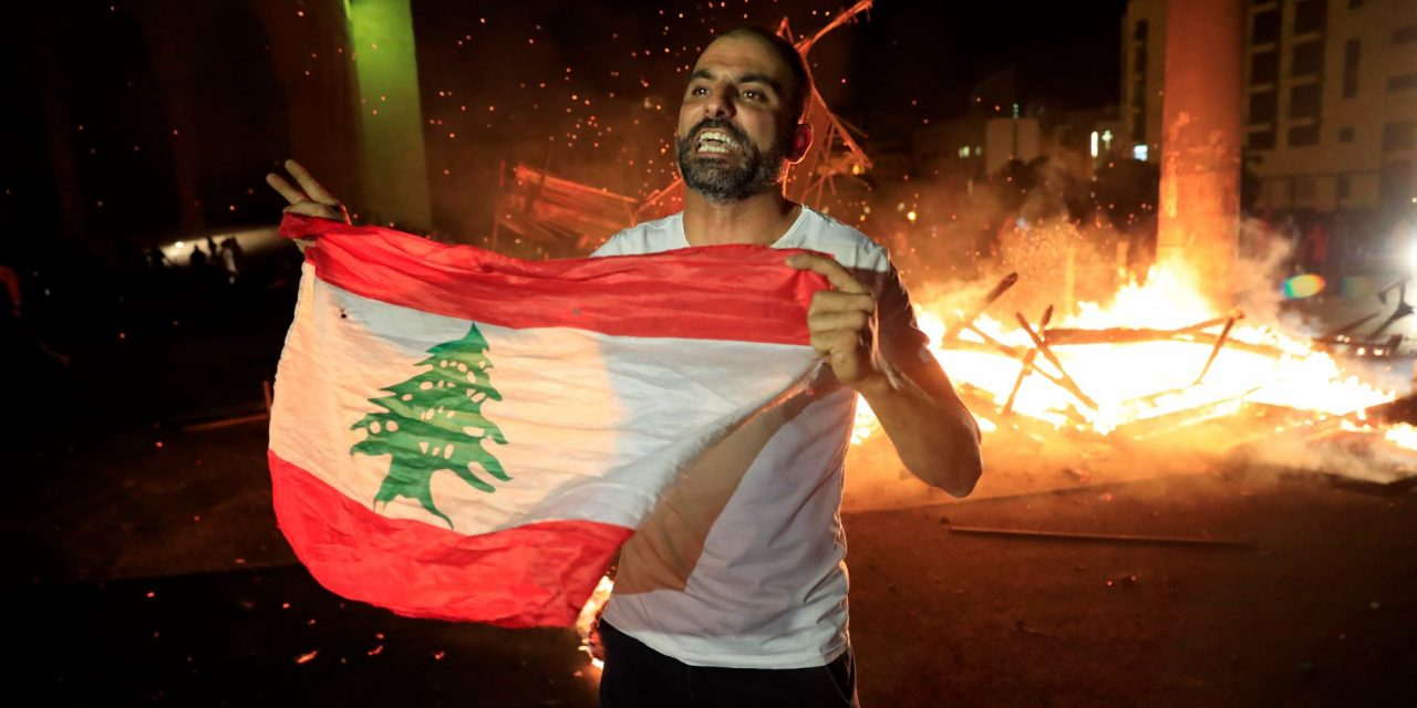 Politicians Fiddle While Lebanon Burns