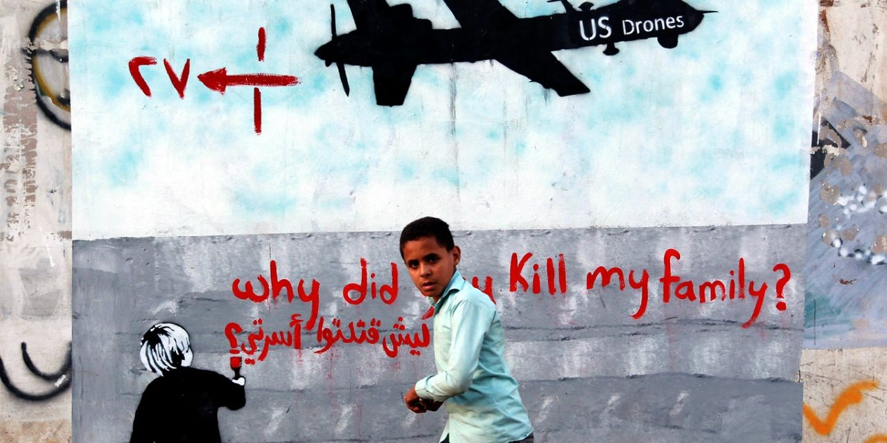 Dear Obama, the Path to the 'Promised Land' is Not Paved with Drone Strike Victims