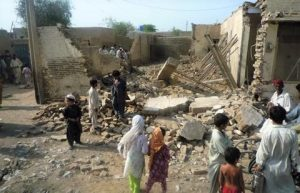 The US campaign of drone strikes in Pakistan's northwestern tribal belt is terrorising civilians 24 hours a day and breeding bitter anti American sentiments