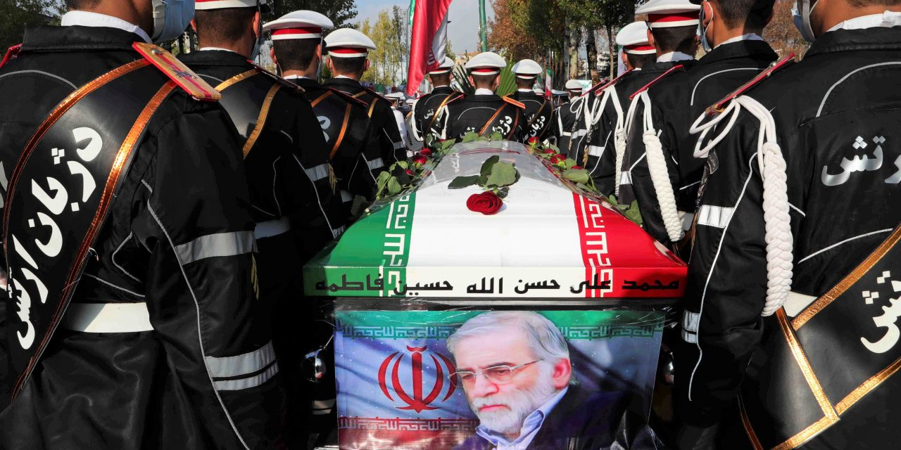 Assassination of Nuclear Scientist Reflects US Allies' Concern that Iran is Winning