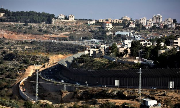 The Expansion of the Israeli Apartheid State in the West Bank
