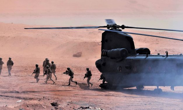 The UAE's Military Driven Foreign Policy Approach