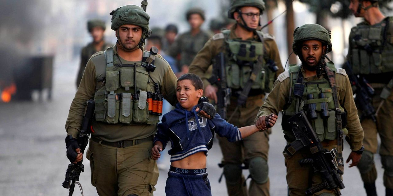 International Community Funds Israel's Abuse of Jailed Palestinian Minors