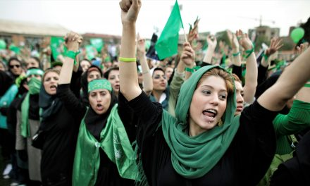 Book Review: Contesting the Iranian Revolution: The Green Uprisings
