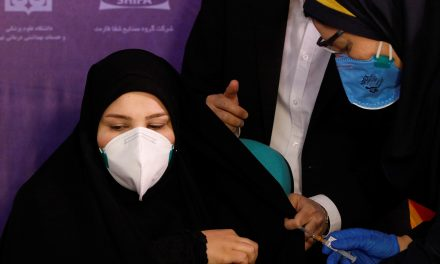Iran's Covid-19 Vaccine Import Ban is Politically Driven