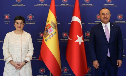 Spanish Diplomacy in the Eastern Mediterranean