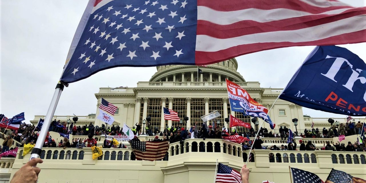 Attack on US Capitol Worries Pro-Democracy Middle Easterners