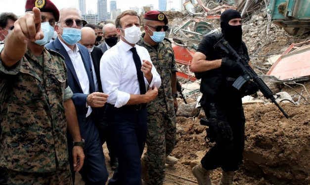 The French Disconnection: Macron's True Intentions in Beirut<br><span style='color:#808080;font-size:20px;'>Opinion</span>