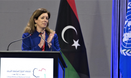 Libya's New Government of National Unity May Not Usher In Lasting Stability