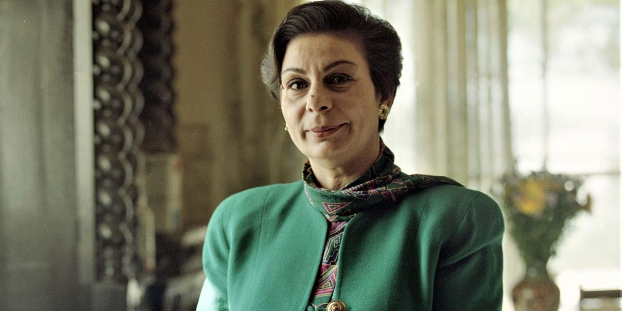 Hanan Ashrawi: Steadfast Palestinian Diplomat, Activist, and Advocate<br><span style='color:#808080;font-size:20px;'>Profile</span>