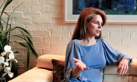 Lisa Halaby: A Jordanian Queen from Washington, DC