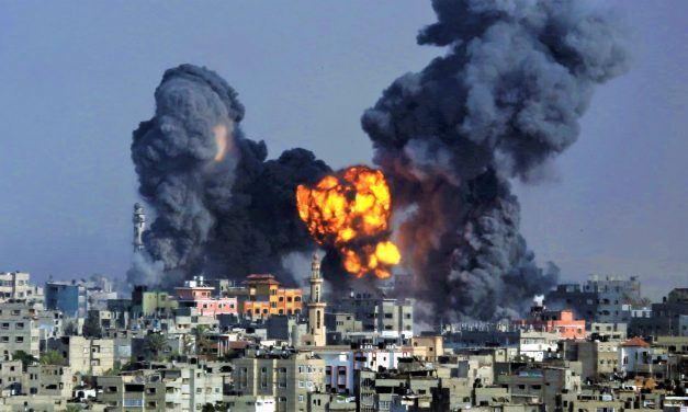 Israel Has Made a Habit Out of Bombing Gaza During Ramadan