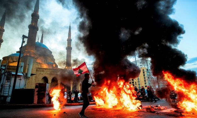 On the Brink: Lebanon Faces Poverty, Civil War, or Partition
