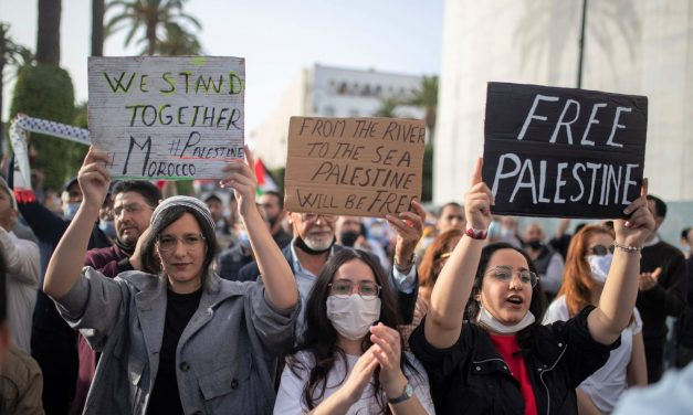 The Wrong Gamble: Israel's Arab Allies Find Their People Care About Palestine