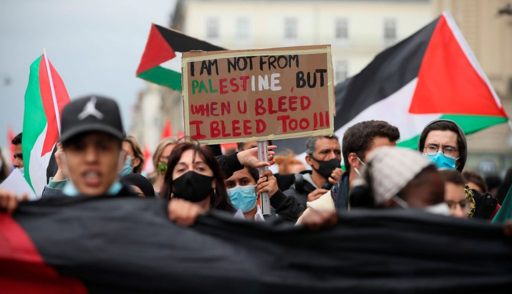 European governments Palestinians Israel