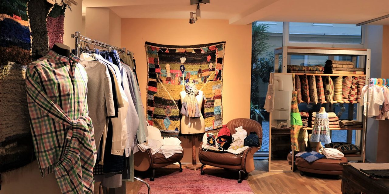 Nour Means Light: Marrakech Boutique Offers Independence to Handicapped Women