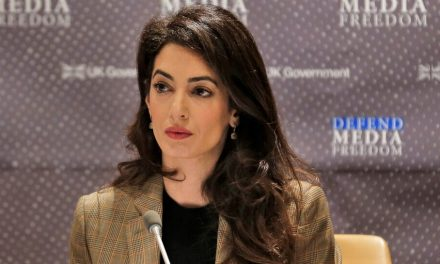Amal Clooney is a Lawyer Dedicated to Human Rights Not Fame<br><span style='color:#808080;font-size:20px;'>Profile</span>