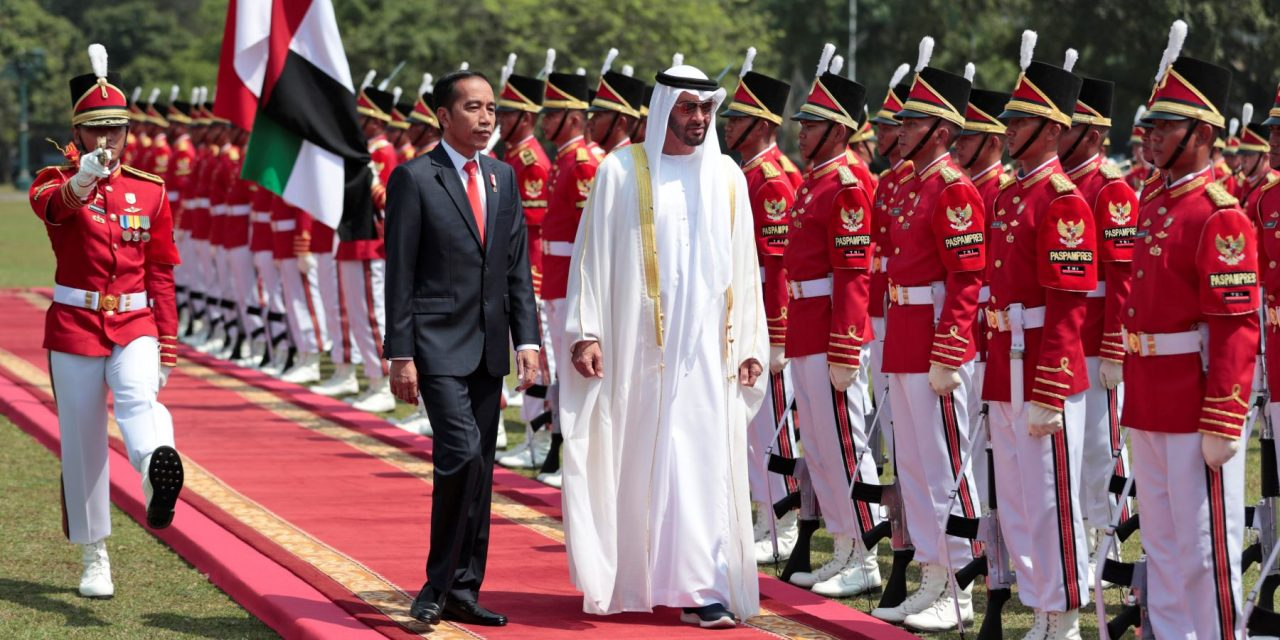 The UAE Extends Its Economic Sphere of Influence to Indonesia<br><span style='color:#808080;font-size:20px;'>Economy</span>
