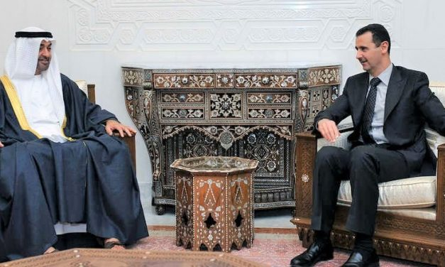 Gulf Arab Leaders Rush to Bring Assad in From the Cold<br><span style='color:#808080;font-size:20px;'>Opinion</span>