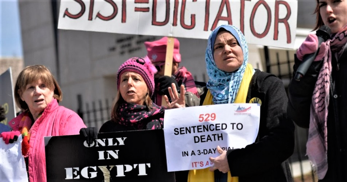 Sisi Woos Biden Even as Mass Executions of Dissidents Continue in Egypt