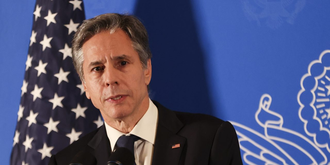 Blinken's Visit Offers Same Old US Approach to Israeli-Palestinian Conflict