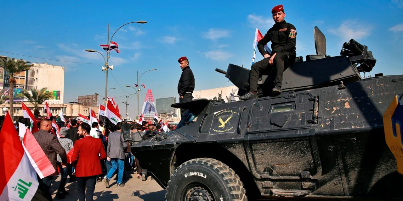Iran Uses Its Proxy Militias in Iraq/Syria for Nuclear Deal Leverage
