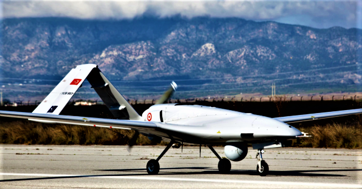 Turkey's 'Drone Diplomacy' Broadens Its Geopolitical Prospects