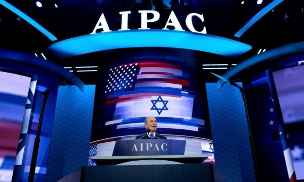 AIPAC's One-Sided Criticism of Palestinian Repression is Blatant Exploitation
