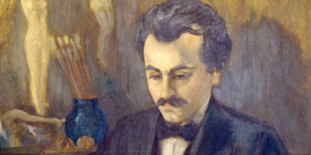 Gibran Khalil Gibran, an Arab Master of English Poetry<br><span style='color:#808080;font-size:20px;'>Profile</span>