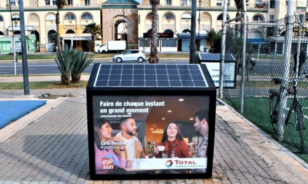 High-Tech Trash Cans and Public Toilets Showcase Moroccan Innovation