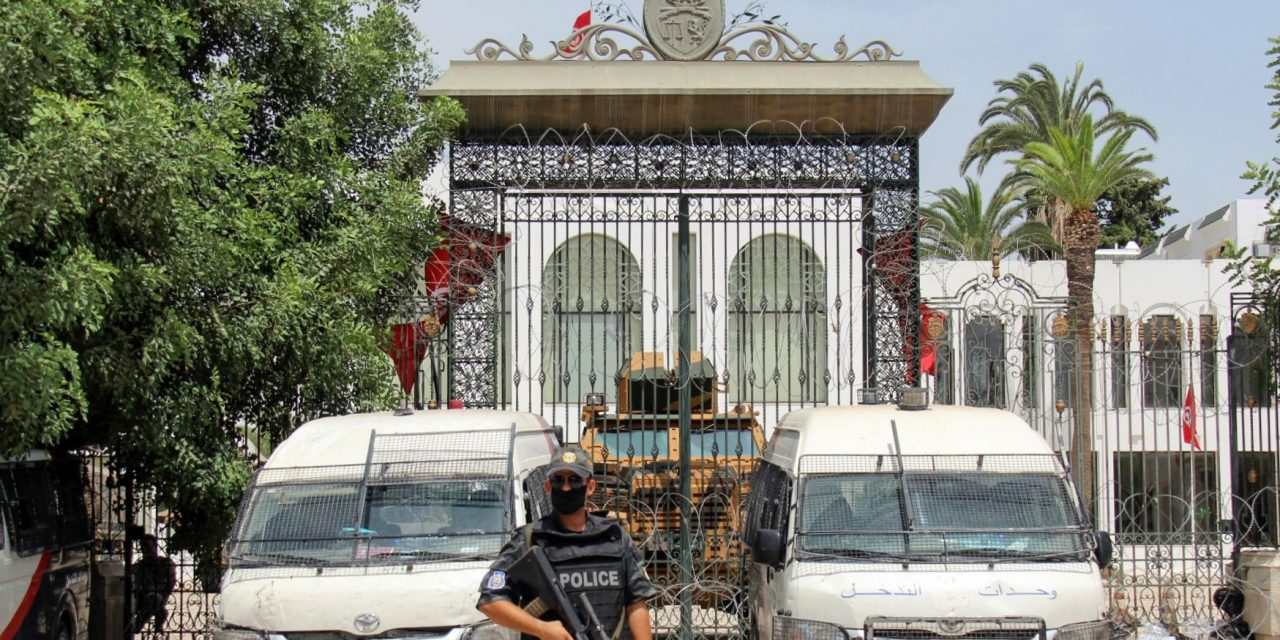 President Saied's 'Coup' Puts Tunisian Democracy in Crisis
