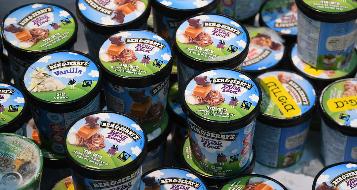 Blessed are the Ice Cream Makers: Ben and Jerry vs. the Israeli Occupation<br><span style='color:#808080;font-size:20px;'>Opinion</span>