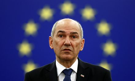 Slovenian Prime Minister in a Row with EU and Iran Over Comments