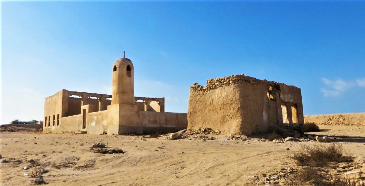 Qatar's Ghost Towns Hold Promise as Tourist Attractions