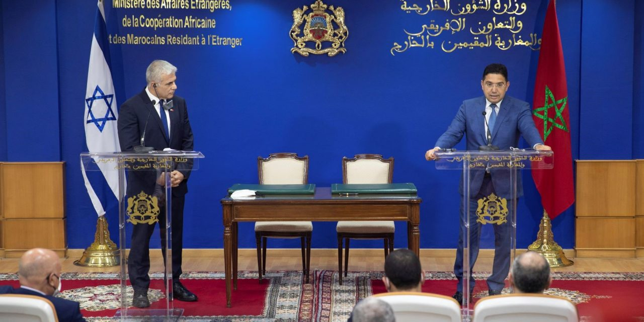 Morocco Strengthens Ties with Israel as Internal Opposition Grows