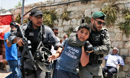 Israel is Killing and Abusing Palestinian Children with Total Impunity<br><span style='color:#808080;font-size:20px;'>Opinion</span>