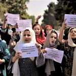 Afghanistan Can't Fly With One Wing: Women Protest Taliban Extremism